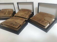 Personalised leather wallet, RFID Protected, Groomsman, bestman, usher, wedding