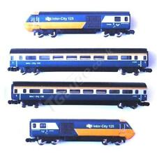 T Gauge 1:450 Scale BR Inter-City 125 - 4 Car Set (TG-125)