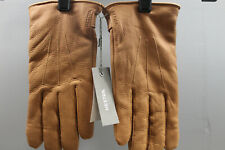 HESTRA Eldner Elk Leather Gloves Color: Cork Size:9 (Large) Nwt