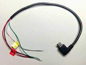Turnigy HD, Qumox, SJ4000/5000 Actioncam Live/Line out Video Kabel FPV USB, A/V