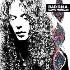 Bad D.N.A. by Marty Friedman (CD, Aug-2011, Avex (Japan))