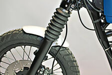 JVB-moto sr500 Garde-boue 'D-TRACK' aluminium support 19 in Tracker pointés
