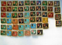 Vintage Soviet Badge Pin Olympic Games Moscow 1980,Sport,USSR