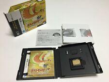 Pokemon Heart Gold Pocket monster + Pokewalker Nintendo DS Japan version(Import)