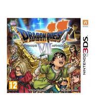 Dragon Quest VII fragmentos de un mundo olvidado 7 N3DS Nintendo 3DS sellado