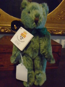 1991 CANTERBURY TEDDY BEAR FLORENCE exclusively for GUND with Tags 12""