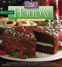 Kraft Best-Ever Holiday Recipe Collection-ExLibrary