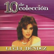 NEW*10 de Coleccion by Lucia Mendez 1- CD,2005,US Latin 10-Love Songs Tú o Nadie
