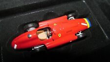 Juan Fangio 1:43 scale F1 race car IXO SF 01-56 Ferrari D50 1956 mint TIn Box