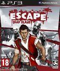 jeu ESCAPE DEAD ISLAND pour Playstation 3 PS3 francais game spiel juego NEUF new