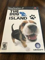 The Dog Island  -  Sony Playstation 2 PS2 Complete CIB Video Game