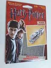 Tierra De Metal De Harry Potter Hogwarts Express Train