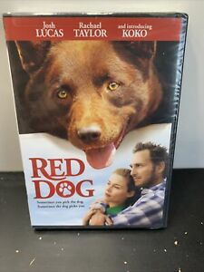 Red Dog DVD Josh Lucas Rachael Taylor Widescreen with Slipcover