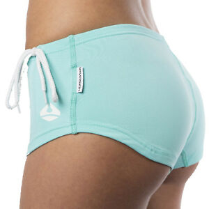 Lavacore LavaSkin Ladies Board Shorts Swimwear Swimsuit Green 873.1139