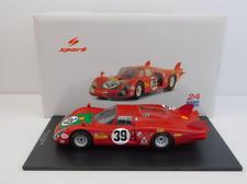 Alfa Romeo 33/2 #39 I. Giunti le mans 1968 1/18 18S129 SPARKMODEL