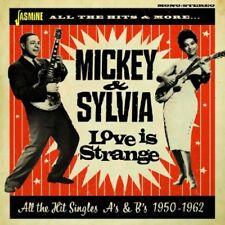 Mickey and Sylvia - Love Is Strange CD2 Jasmine NEW