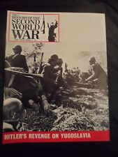 History of the Second World War Volume 14 - Yugoslavia