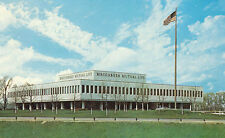 Maccabees Life Insurance Home Office Postcard Southfield  Michigan
