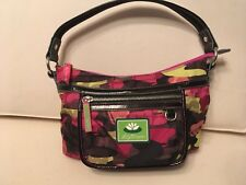 Lily Bloom Colorful Print Women's/Ladies Satchel Bag