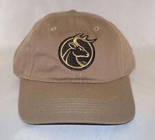 Rutwear Logo Hat Olive Green Big Game One Size Fits Most Adjustable New