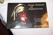 Sage-femme en Afghanistan, Nelly Staderini