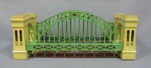 MTH 10-1015 Standard Gauge #300 Large Tinplate Hellgate Bridge EX/Box