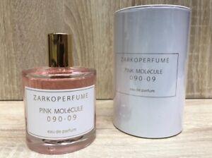 Zarkoperfume Pink Molecule 090.09 Eau de Parfum 100 ml 3.4oz New With Box Unisex