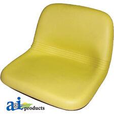 John Deere Parts SEAT HIGH BACK YLW AM115813  LX188, LX186, LX178, LX176, LX173,