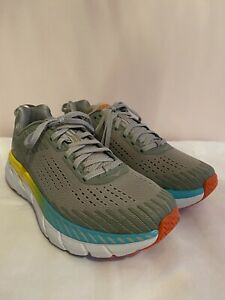 Hoka One One Clifton 5 Womens UK5.5 [Vapor Blue/Wrought Iron]