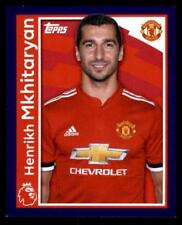 Merlin's Premier League 2018 - Henrikh Mkhitaryan Manchester United No. 200