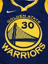 Stephen Curry Golden State Warriors Nike Swingman Jersey White Sz 56 XXL d2f99d4fd