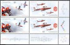 Canada 2006 AEREI/snowbirds/Aviazione/Aeromobile/Trasporto/air Force C/B (n24622)