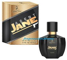 DORALL COLLECTION AGENT JANE FOR WOMEN 3.3 OZ 100 ML EAU DE PARFUM SPRAY NIB