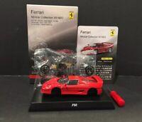 Kyosho 1/64 Ferrari 7 NEO Minicar Unassembled Diecast Car Model F50 Red