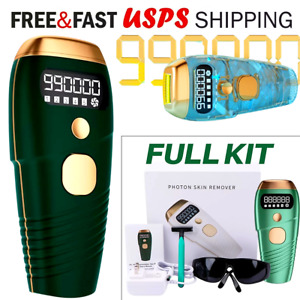 990000 Flashes Electric Depiladora Laser Permanent IPL Laser Hair Removal Device