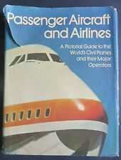 JOHN TAYLOR AND SUSAN YOUNG pictorial guide book Passenger Aircraft and Airlines