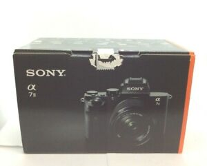Sony Alpha 7 II Camera with 24-70mm Lens **Boxed +Mint Condition**