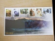 New Zealand 2003- Stamp FDC & Self adhesive FDC (2 FDC)-C