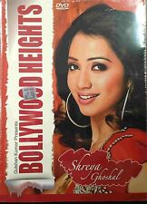 Bollywood Heights - SHREYA GHOSAL - Original Bollywood Songs DVD ALL/0