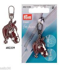 1 Fashion Zipper Nr. 482339 Pferd Reißverschluß Prym Jacke Rits Mantel Verschluß