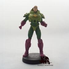 Figurine Statuette super héros Lex Luthor DC COMICS plomb Marvel Etat Parfait