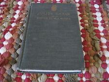 "VINTAGE BOOK ""SHAKESPEAR'S TRAGEDY OF JULIUS CAESAR - 1913"