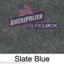 1 GL. Slate Blue CONCRETE COLOR DYE FOR CEMENT, STAIN AMERIPOLISH Surelock color
