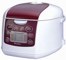 1.8Lt  NoTeflon Computer Rice Cooker Stainless Steel Pot Steam Slow cook poridge