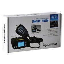 Surecom KT-8900D Quad-Band-Mini-Farbbildschirm Mobilfunk-Transceiver-Set