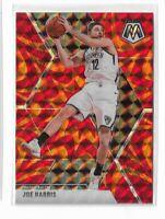 2019-20 Panini Mosaic basketball Orange Reactive prizm Joe Harris #31