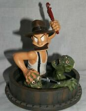 Frankie Franky mini bust Designed by Eric Powell & Sculpted by Randy Bowen goon
