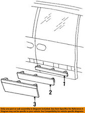 CHRYSLER OEM Side Sliding Door-Side Molding Right PJ88SPN