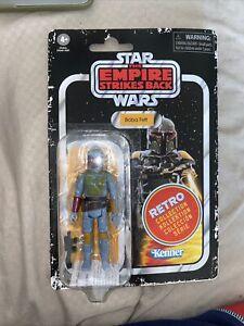 Hasbro Star Wars Retro Collection - Boba Fett 3.75in
