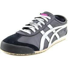 Zapatillas deportivas de mujer de tacón bajo (menos de 2,5 cm) de color principal negro